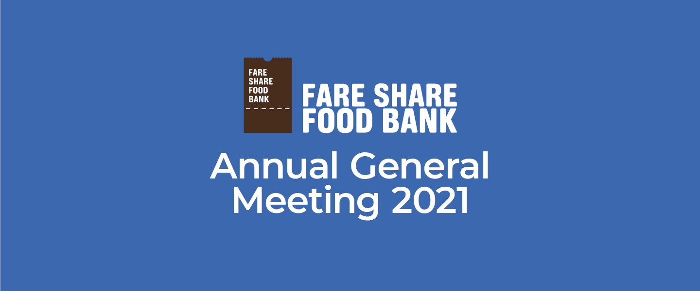 Fare Share Annual General Meeting 2021